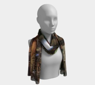 Christmas Street Long Scarf preview
