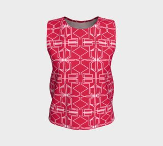 Design top aztecs red white preview