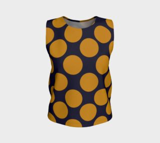 Design top with Dots gold III preview