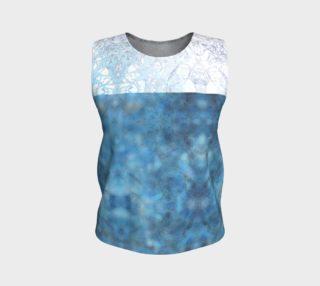 Kaleid Indigo Lace Split Bodice Blue Muddle preview