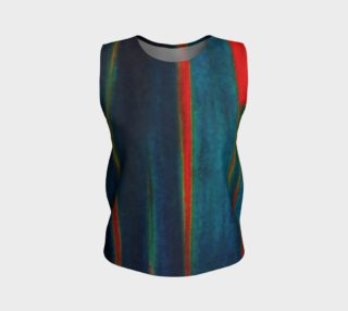 Meteor Trails Loose Tank Top preview