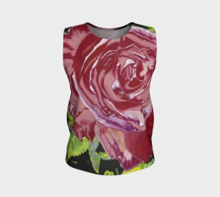 """""""My Funky Valentine"""" Loose Tank Top preview"""