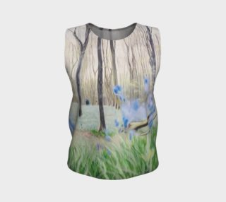"""""""Peace"""" Loose Tank Top preview"""