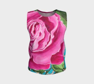 Aperçu de Mother's Day Rose Loose Tank