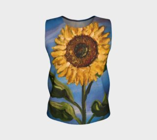 Sunflower Sky Loose Tank preview
