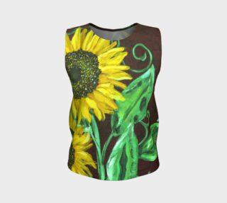 Aperçu de Sunflower with Crackle Variation LT