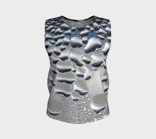 Silver Condensation Tank Top aperçu