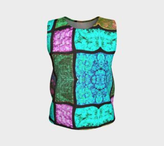 Nostalgia Stained Glass Tank Top preview