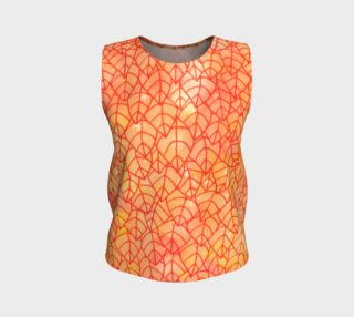 Autumn foliage Loose Tank Top preview