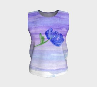 Mum Flower Tank Top preview