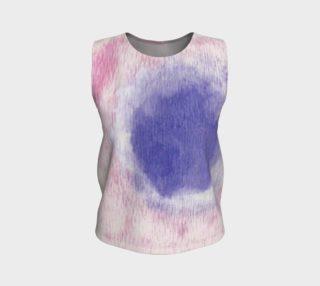 Pastel Floral Dream Tank Top preview