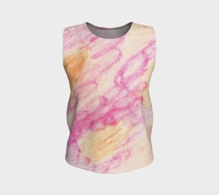 Pink Flowerets Tank Top preview
