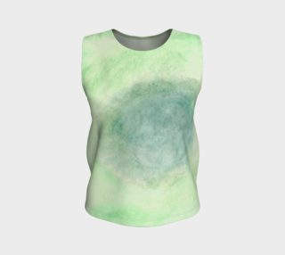 Green Dimension Flower Tank Top preview