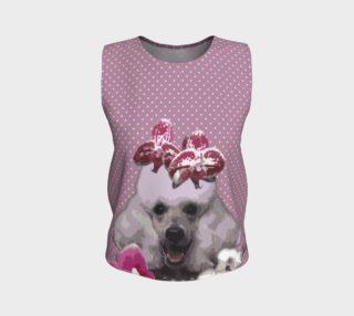 Pink poodle aperçu
