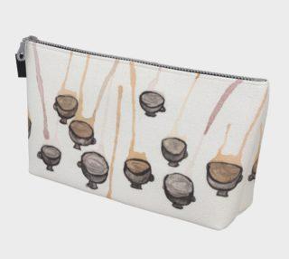 Tea and Ink Makeup Bag preview