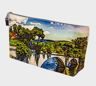 Bridge of Flowers Make Up Bag preview