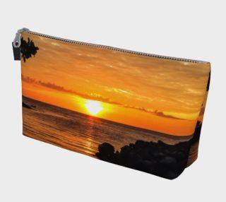 Golden Sunset Make Up Case preview