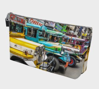 Jeepneys Make Up Bag Style 1 preview