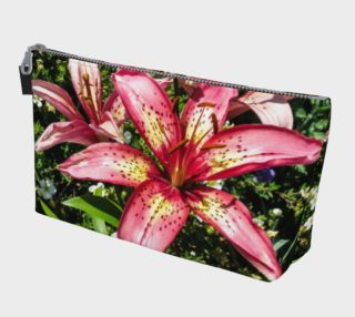 Tiger Lilies Make Up Bag Style 2 preview