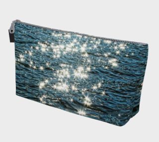 Sparkling Water Makeup Bag preview