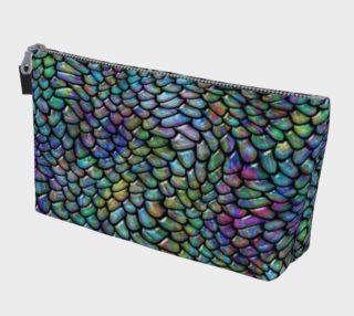 Aperçu de Water Dragon Makeup Gear Bag with Pocket