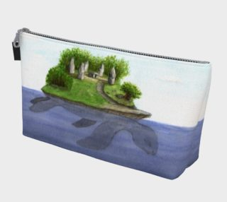 Turtle island Makeup Bag preview