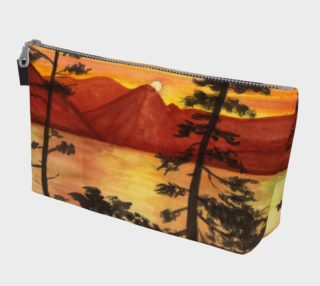 Sunset Makeup Bag preview