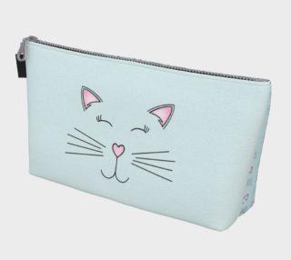 Pretty Kitty Makeup Bag preview