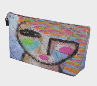 Aperçu de Abstract Woman Clutch Bag