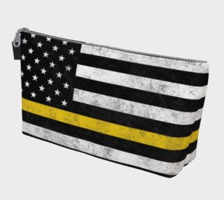Thin Gold Line Makeup Bag preview