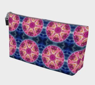 Cosmic Love Mandala Makeup Bag preview
