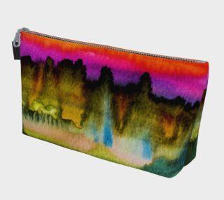 Aperçu de Vibrant Desert Makeup Bag