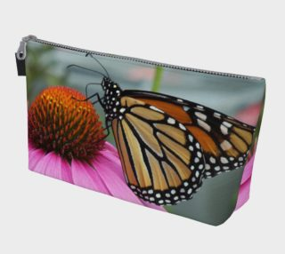 Monarch Butterfly Makeup Bag preview
