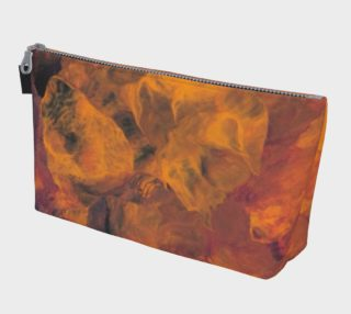 Sunset Flowers Makeup Bag preview