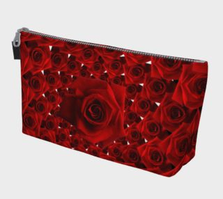 Spiral Rose Makeup Bag preview