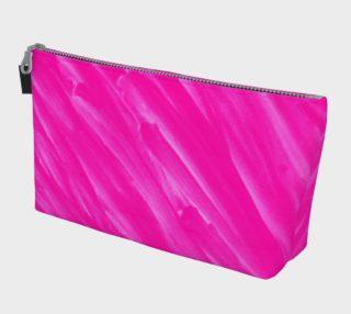 Hot Pink Happiness Makeup Bag preview