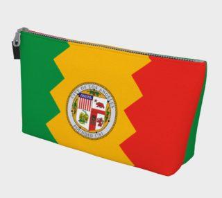 LA Flag Makeup Bag preview