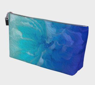 Aperçu de Blue I So Hope Makeup Bag