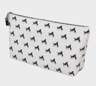 Aperçu de Wild Horse Warriors Makeup Bag
