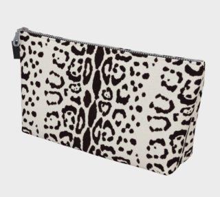 Aperçu de Leopard Animal Print Black and White