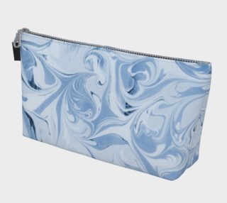 Blue wave Makeup Bag preview