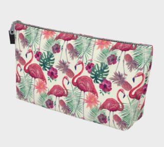 Flamingo Makeup Bag preview