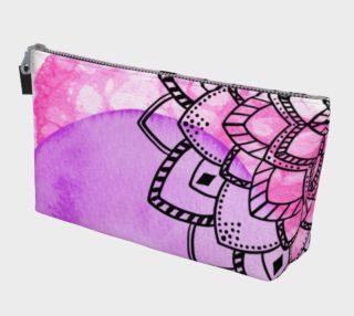 pink purple mandala  aperçu