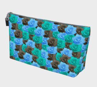 Blue Roses Makeup Bag preview