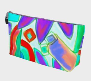 Summer 2 Abstract Art Clutch Bag preview