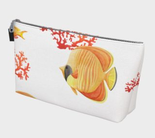 Aperçu de Coral Reef 2 Makeup Bag