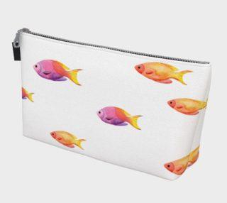 Aperçu de Coral Reef 3 Makeup Bag