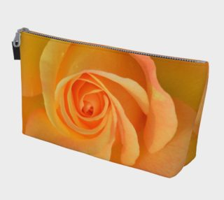 Yellow Rose Make Up Case preview