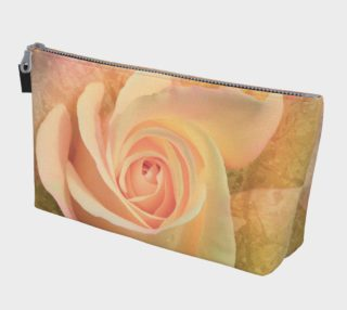 Peach Rose Make Up Case preview