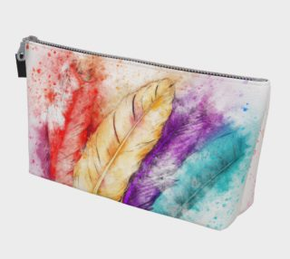Feathered Make Up Case preview